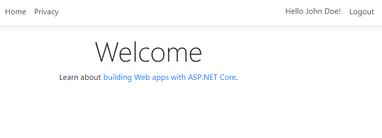 ASP.NET Identity contact name